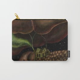 Did you see me here while I was gone? Carry-All Pouch