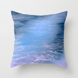 spray Throw Pillow