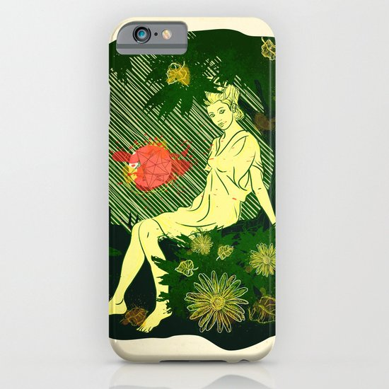 Divina Melancholia iPhone & iPod Case