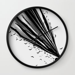 A Dark Knight Wall Clock