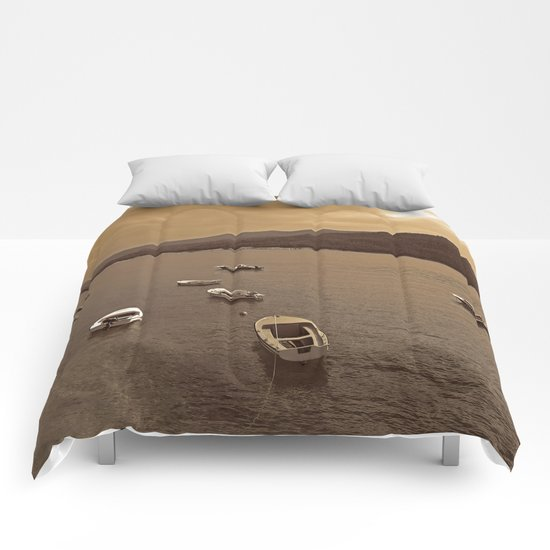 Small Boats Comforters