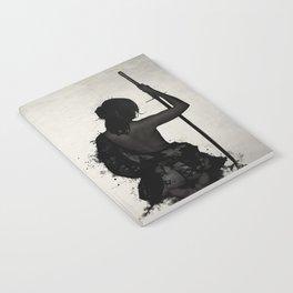 Female Samurai - Onna Bugeisha Notebook
