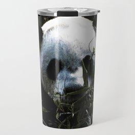Chinese Giant Panda Bear Travel Mug