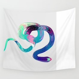 Serpentine 04. Wall Tapestry