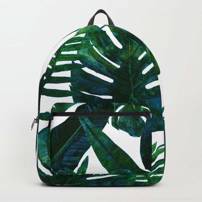 Perceptive Dream || #society6 #tropical #buyart Backpack
