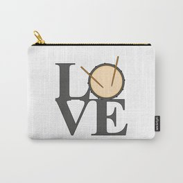 Love Drums Carry-All Pouch