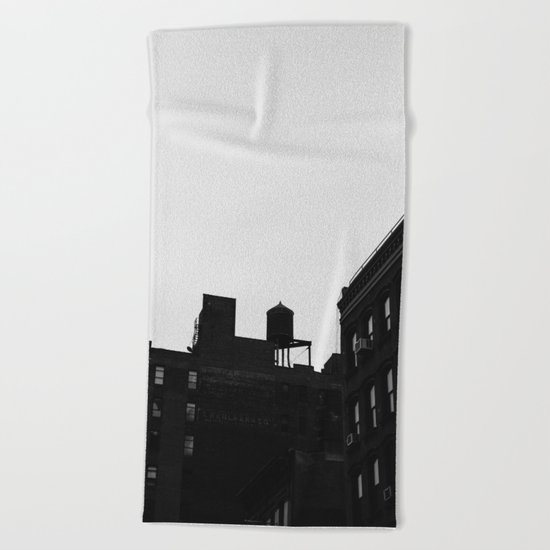 Chelsea Architecture II Beach Towel