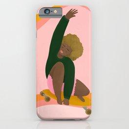 Get Rollin' iPhone Case