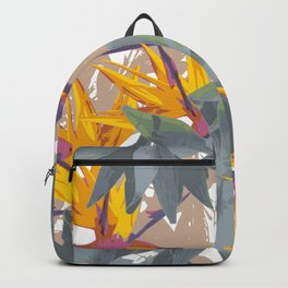 AGAVE + BIRD OF PARADISE Backpack