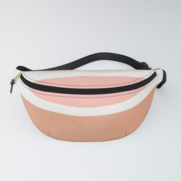 Abstract Minimal Shapes IV Fanny Pack