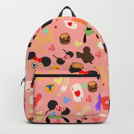 A day at the park (Disneyland) Backpack