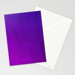 Purple Hues Reptilian Obscurity Stationery Cards