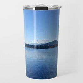 Across the Lake Travel Mug