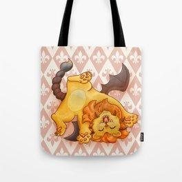 Baby Manticore Tote Bag