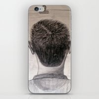 anonymous iPhone & iPod Skins featuring Anonymous by Tal Art