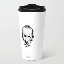 Mr. Grumpy Travel Mug