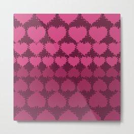 Hearties Metal Print