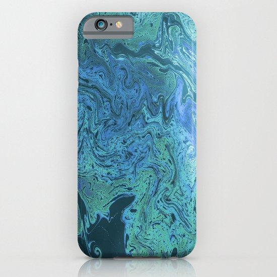 Sea of Swirls iPhone & iPod Case