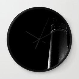 Lights for the Dark  Wall Clock