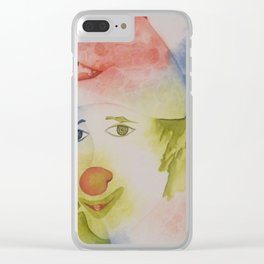 Paillasse Clear iPhone Case
