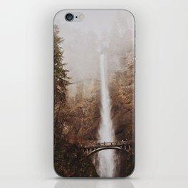 Multnomah Falls iPhone Skin