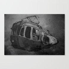 3T Canvas Print