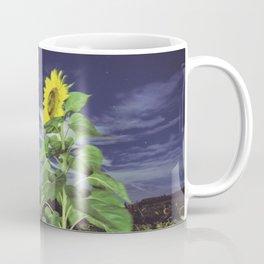 Standing tall in Moonlight Coffee Mug