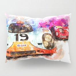 917 at Le Mans Pillow Sham