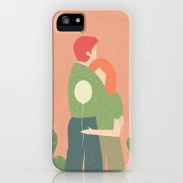 amori e spine iPhone Case