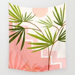 Summer in Belize Wall Tapestry