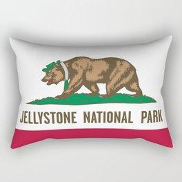 Jellystone National Park  Rectangular Pillow