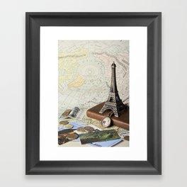 Keepsakes III Framed Art Print