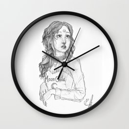 Celestia Blair Wall Clock