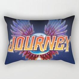 journey band album tour 2019 2020 terserah Rectangular Pillow
