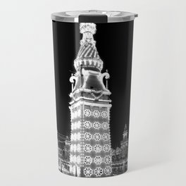 Luna Park, Coney Island New York (1905) Travel Mug