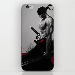 god of the sword iPhone Skin