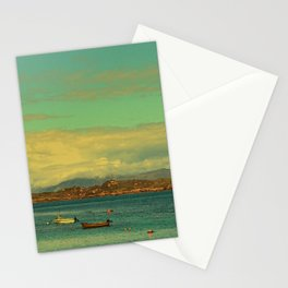 The Isle of Iona in Sunny May #2 Stationery Cards