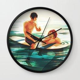 rinharu Wall Clock