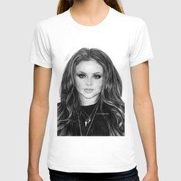 Jesy Nelson Drawing T-shirt