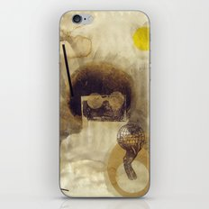 bcsm 001 (captain) iPhone & iPod Skin