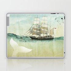 white tail Laptop & iPad Skin