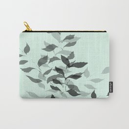 Before the Snow Falls #botanical Carry-All Pouch