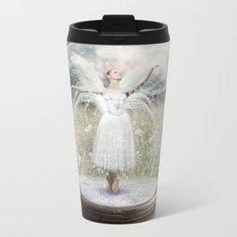 Sweet winter Metal Travel Mug