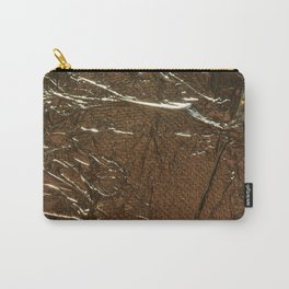 Golden Wrinkles Carry-All Pouch