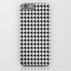 Houndstooth Slim Case iPhone 6s
