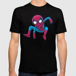 Does whatever a spider can! T-shirt