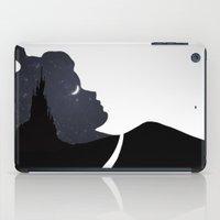 sleeping beauty iPad Cases featuring Sleeping Beauty by Rowan Stocks-Moore