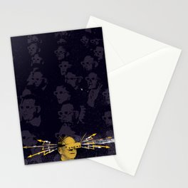 SHOCK VISOR Stationery Cards