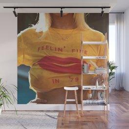 Feelin' Fine In '79 Wall Mural