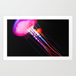 #Transitions XXIII - DEPTHS  Art Print
